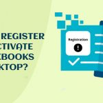 Register Activate QuickBooks Desktop